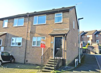 Thumbnail 2 bed terraced house to rent in Alden Terrace, Clarendon Road, Lancaster