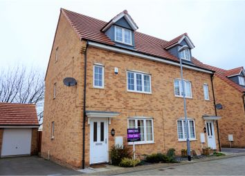 Thumbnail 4 bed semi-detached house for sale in Buckland Close, Sutton-In-Ashfield