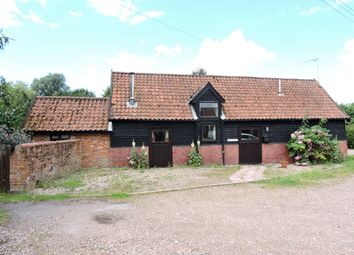 Thumbnail 3 bedroom barn conversion to rent in Pipps Ford, Needham Market