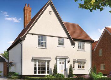 Thumbnail 4 bed detached house for sale in Birch Gate, Silfield Road, Wymondham, Norfolk