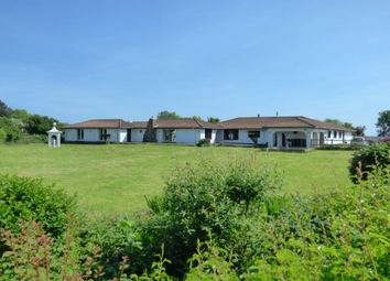 Thumbnail 5 bed bungalow for sale in New Dover Road, Capel-Le-Ferne, Folkestone