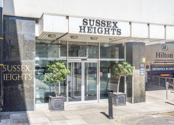 Thumbnail 2 bed flat for sale in Sussex Heights, Brighton