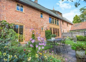 Thumbnail 4 bed barn conversion for sale in Catfield, Great Yarmouth, Norfolk
