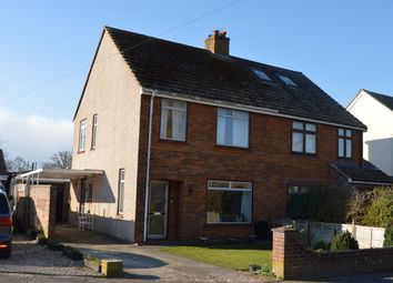 Thumbnail 3 bed semi-detached house for sale in Deeside Avenue, Fishbourne