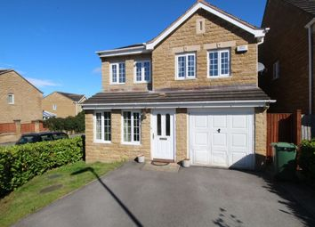 Thumbnail 4 bed detached house to rent in Tithefields, Fenay Bridge, Huddersfield
