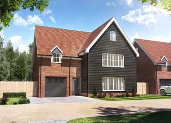 Thumbnail 5 bed detached house for sale in The Chestnut At The Ridings, Hilfield Lane, Aldenham, Hertfordshire
