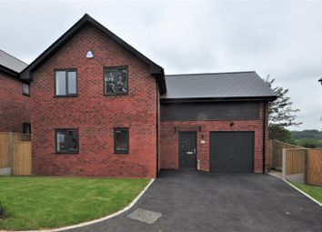 Thumbnail 4 bed detached house for sale in Spitehouse Rise, Pontrilas, Hereford