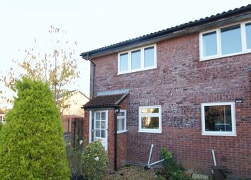 Thumbnail 2 bed end terrace house for sale in Bluebell Close, Taunton