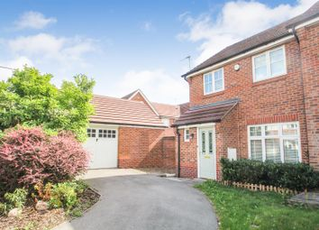 Thumbnail 3 bed semi-detached house for sale in Sheridan Way, Hucknall, Nottingham