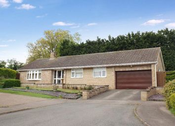 Thumbnail 3 bed detached bungalow for sale in Lancaster Close, Wollaston, Northamptonshire
