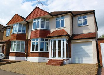 Thumbnail 4 bed semi-detached house to rent in Parkland Road, Woodford Green