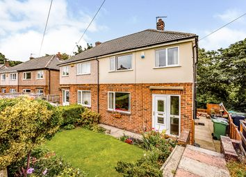 Thumbnail 3 bed semi-detached house for sale in Woodedge Avenue, Dalton, Huddersfield, West Yorkshire