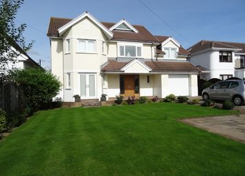 Thumbnail 5 bed detached house for sale in The Willows, Danygraig Avenue, Newton, Porthcawl