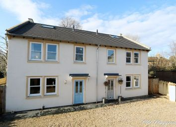 Thumbnail 4 bed semi-detached house for sale in Alexandra Place, Combe Down, Bath