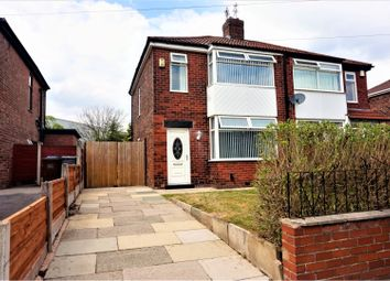 Thumbnail 3 bedroom semi-detached house for sale in St. Margarets Road, Manchester