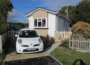 Thumbnail 1 bed mobile/park home for sale in Mew Forest Park, West Common, Southampton, Hampshire