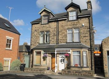 Thumbnail 4 bed semi-detached house for sale in Mornington Terrace, Harrogate, North Yorkshire