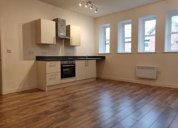 Thumbnail 1 bed flat to rent in Rockingham Road, Kettering