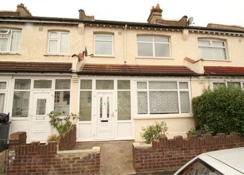 Thumbnail 3 bed terraced house for sale in Frant Road, Thornton Heath, Surrey