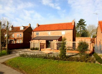 Thumbnail 4 bed detached house for sale in Damson Garth, Lund, Driffield