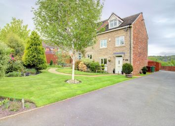 Thumbnail 3 bed semi-detached house for sale in Cypress Oaks, Stalybridge