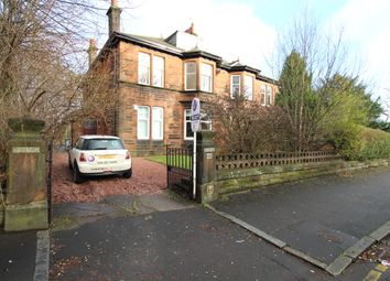 Thumbnail 3 bed flat to rent in Urrdale Road, Glasgow