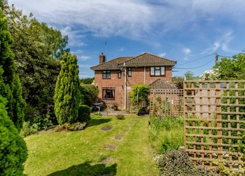 Thumbnail 3 bed detached house for sale in Swaffham Road, Mundford, Thetford