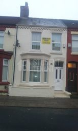 Thumbnail 2 bed shared accommodation to rent in Hannan Road, Liverpool, Merseyside