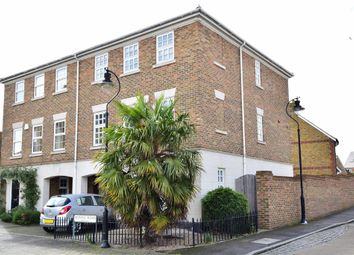 Thumbnail 4 bed town house for sale in Monins Road, Iwade, Sittingbourne, Kent