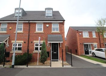 Thumbnail 3 bedroom semi-detached house for sale in Silver Birch Road, Blackley, Manchester