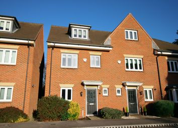 Thumbnail 4 bedroom semi-detached house for sale in Montague Close, Farnham Royal, Slough