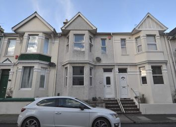 Thumbnail 3 bed terraced house to rent in Knighton Road, Plymouth