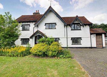 4 bed detached house for sale in Burton Lane, Goffs Oak, Waltham Cross EN7
