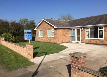 Thumbnail 3 bed detached bungalow to rent in Acklands Lane, Long Bennington