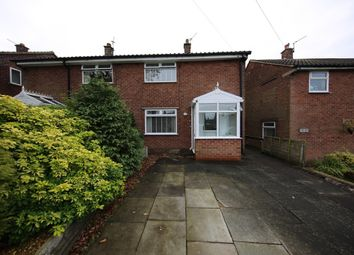 Thumbnail 3 bed property for sale in 139, Walnut Avenue, Weaverham, Northwich, Cheshire
