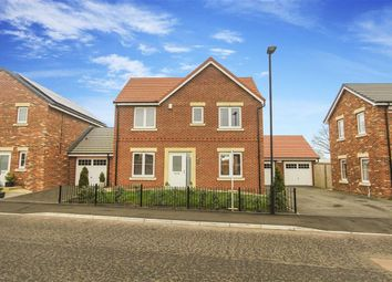 Thumbnail 3 bed detached house for sale in Hadrian Wynd, Wallsend