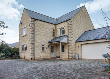 Thumbnail 5 bed detached house for sale in Deeping St. James Road, Northborough, Peterborough