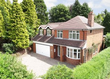 Thumbnail 4 bed detached house for sale in Sandy Lane, Cotes Heath, Near Standon, Staffordshire