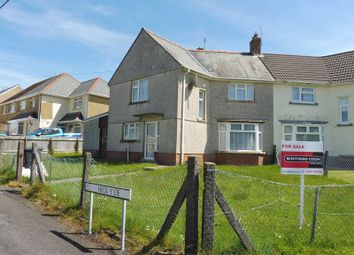 Thumbnail 3 bed semi-detached house for sale in Heol-Y-De, Rhigos, Aberdare