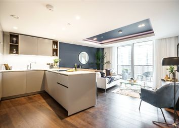 Thumbnail 2 bed flat for sale in Paddington Gardens, North Wharf Road, London