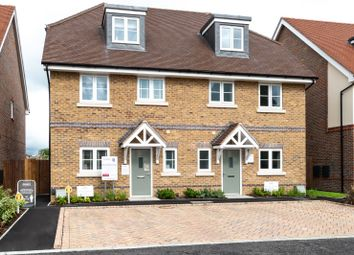 Thumbnail 4 bed semi-detached house for sale in Manygate Lane, Shepperton