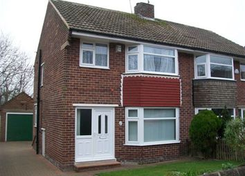 Thumbnail 3 bed semi-detached house to rent in Pleasant Road, Sheffield