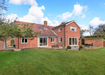 Thumbnail 3 bed property for sale in Church Lane, Frostenden, Beccles, Suffolk