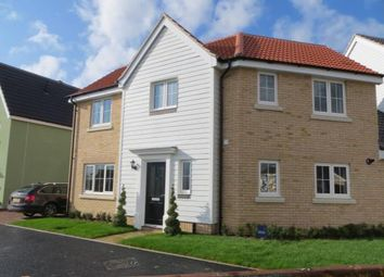 Thumbnail 3 bed detached house to rent in Osprey Drive, Stowmarket