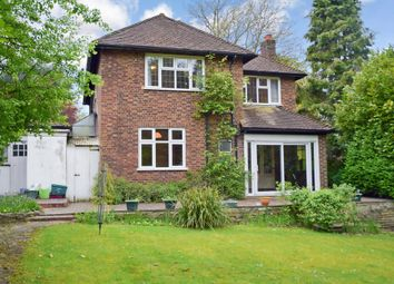 Thumbnail 4 bed detached house for sale in Woodlands Road, Surbiton
