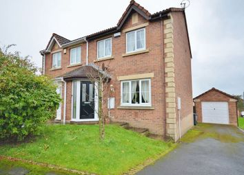 Thumbnail 3 bed semi-detached house to rent in Holly Bank, Whitehaven