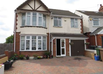 Thumbnail 5 bed detached house for sale in High Mead, Luton