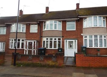 Thumbnail 3 bedroom terraced house for sale in Curtis Road, Coventry, West Midlands
