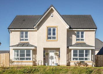 Thumbnail 4 bed detached house for sale in Lambert Crescent, Stirling