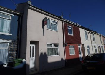 Thumbnail 2 bed terraced house to rent in Jervis Road, Portsmouth